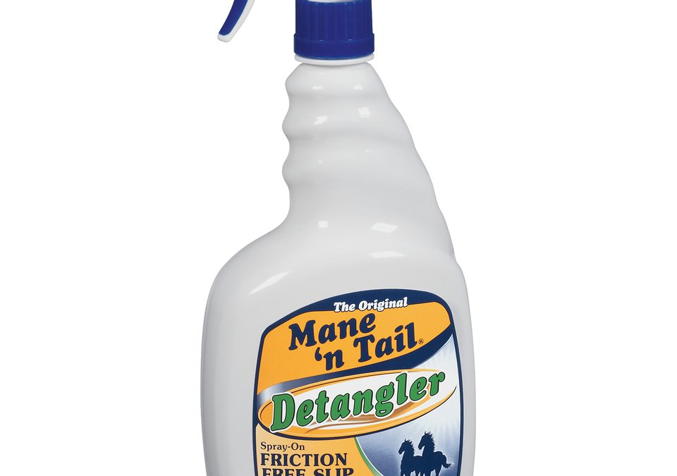 Mane 'n Tail Detangler with Sprayer 946 mL