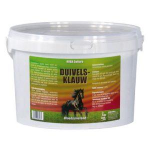 Duivelsklauw paard