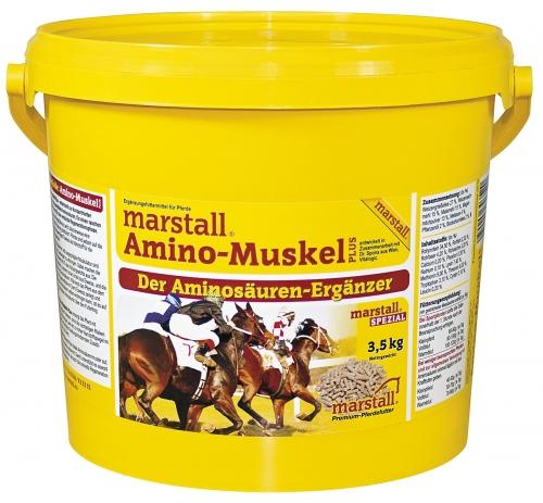 De favoriet van Paard & Voeding Marstall Amino Muskel Plus