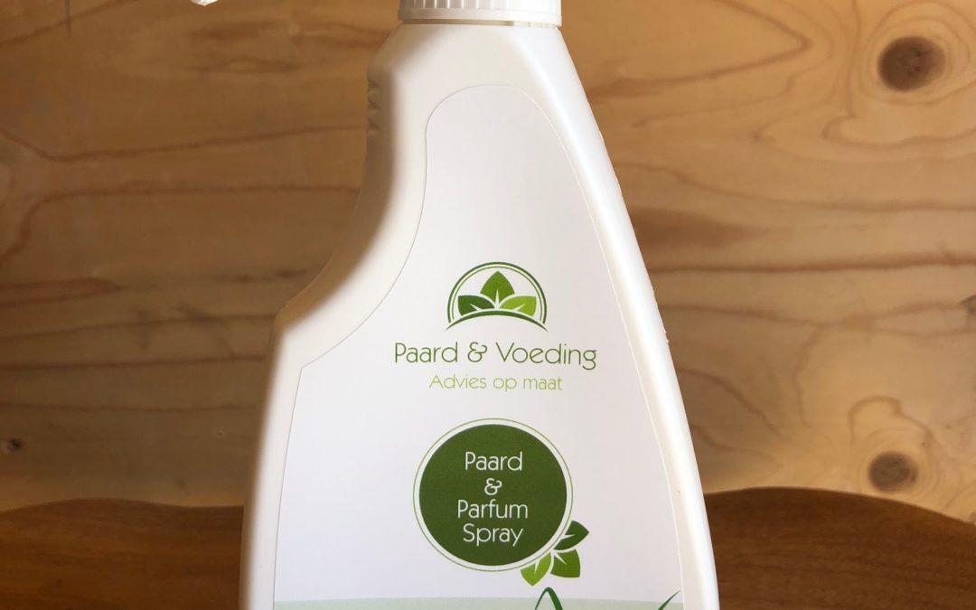 Paard & Parfum vliegen spray