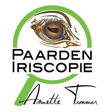 Iriscopie van Manolito met Annette Timmer